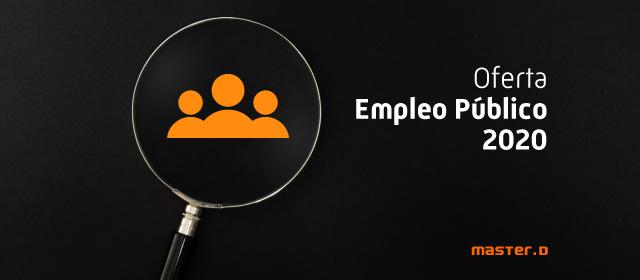Oferta Empleo Público 2020 Administración General del Estado