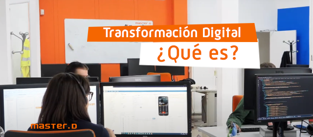 que es transformación digital