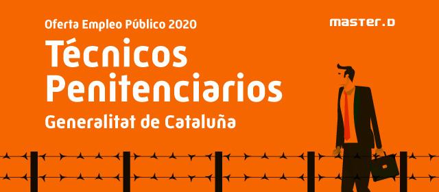 Oposiciones Técnicos Especialista en Prisiones