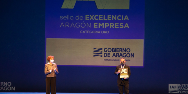 Excelencia Empresarial Aragon