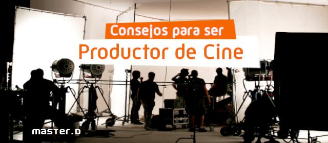 Qué estudiar para ser productor de cine