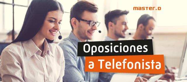 Empleo Público Telefonista