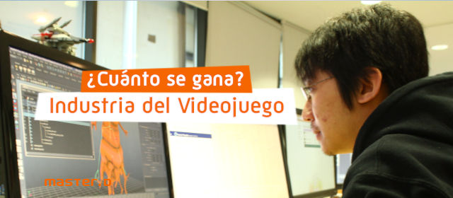 Sueldo Videojuegos