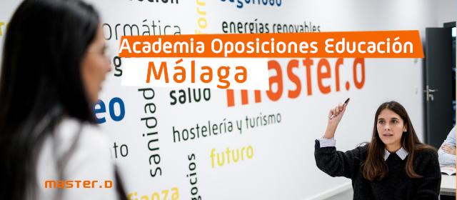 Academias Oposiciones Maestros Málaga