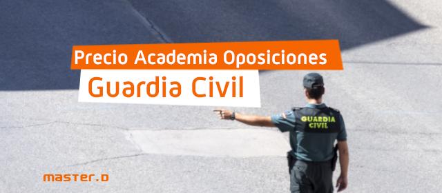 Precio academias oposiciones