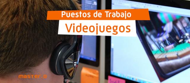 Perfil Trabajo Videojuegos