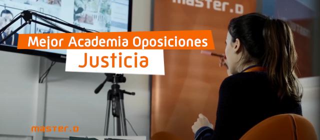 Academia online oposiciones justicia