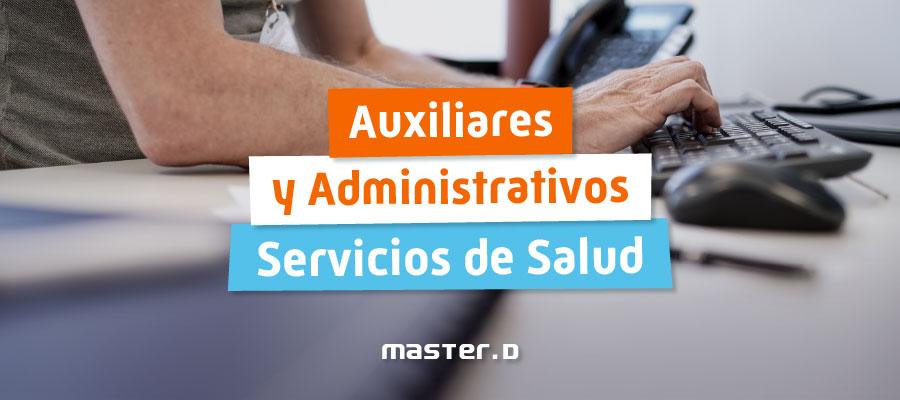 Oposiciones Auxiliar Administrativo Sanidad