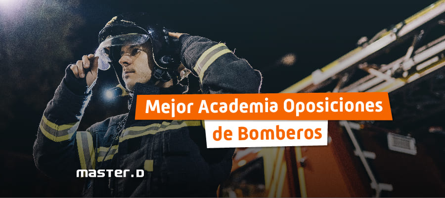 Mejor academia online bomberos