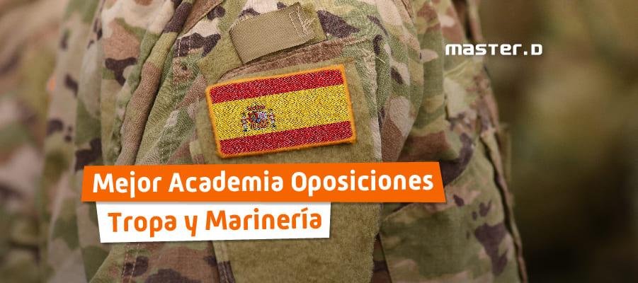 Academia online Tropa y Marinería