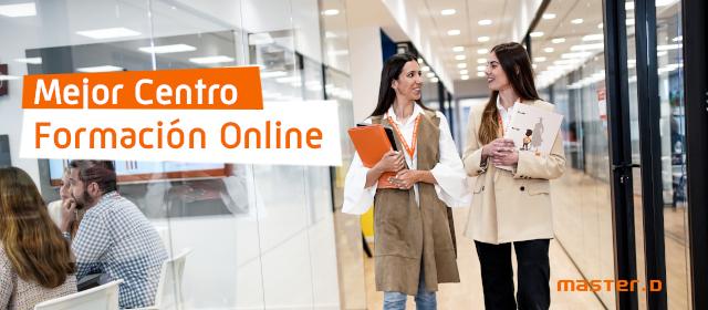 MasterD, el centro de Formación Online con mejor valoración
