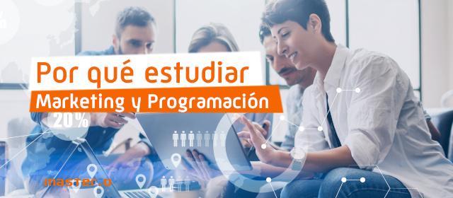 Estudiar Marketing Digital y Programación Web