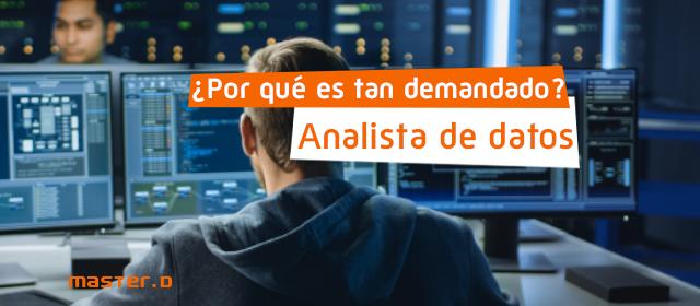 Sueldo analista de datos en España