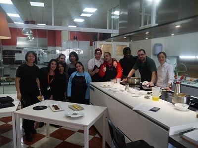 Escuela de cocina en valencia