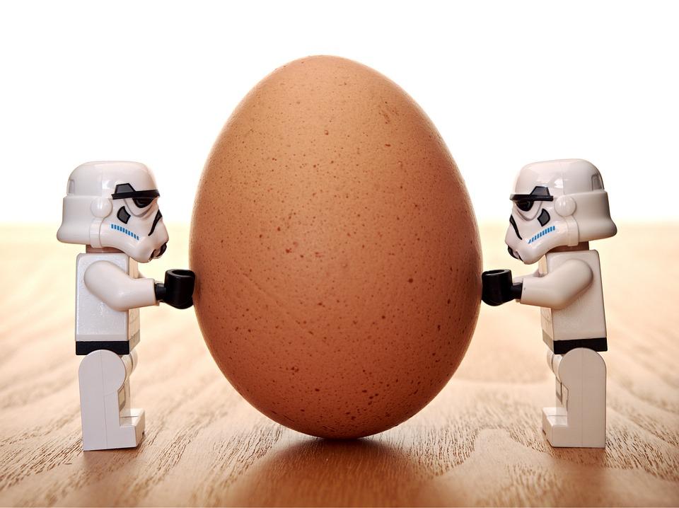 Cocinar sin huevo
