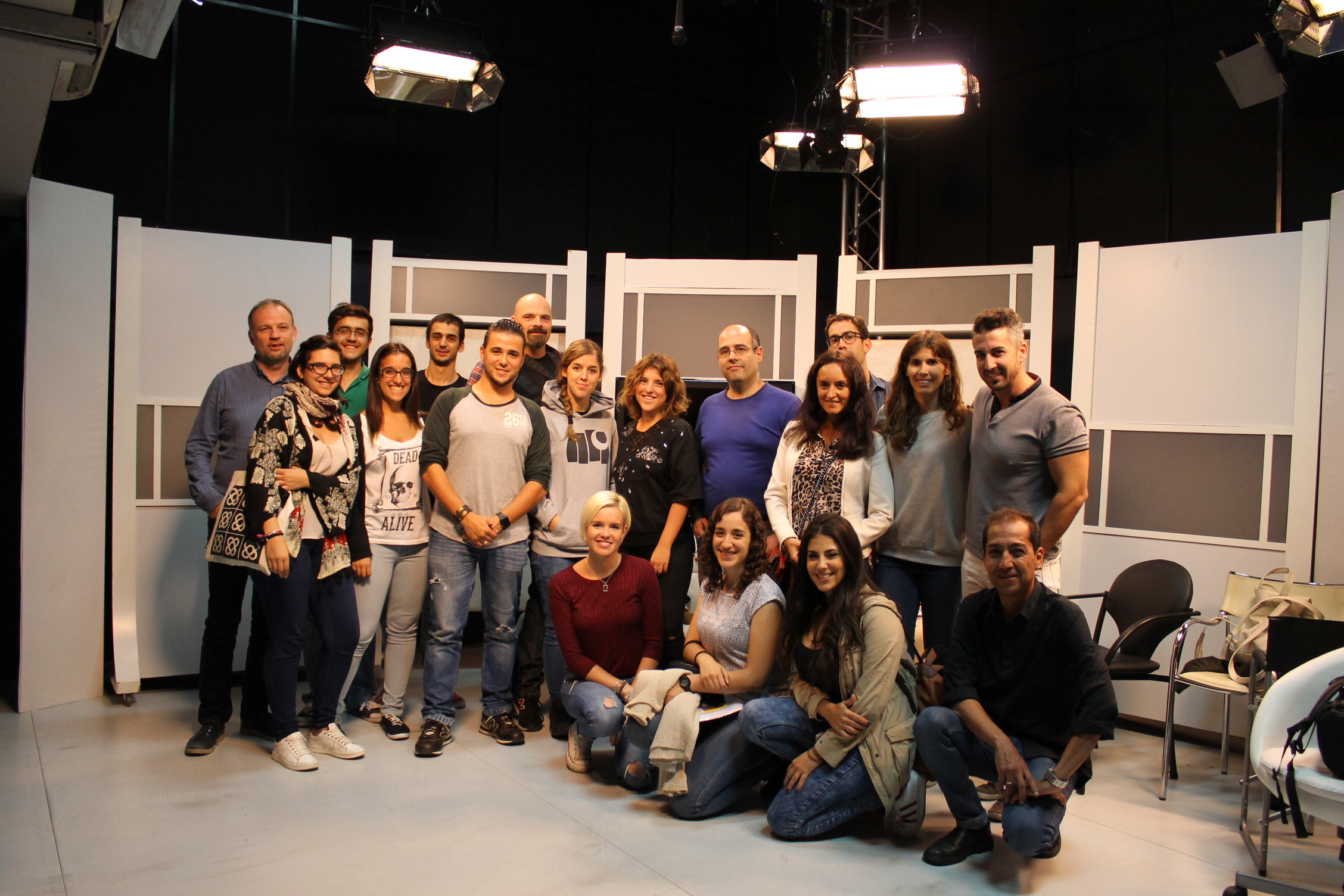Seminario sobre dirección de actores