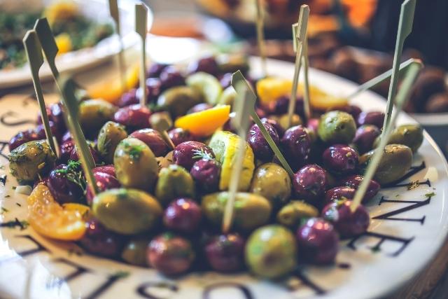 Las aceitunas de mesa en España