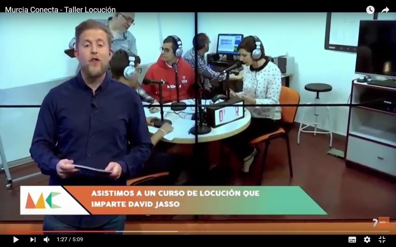 MasterD Murcia inaugura estudio de locución