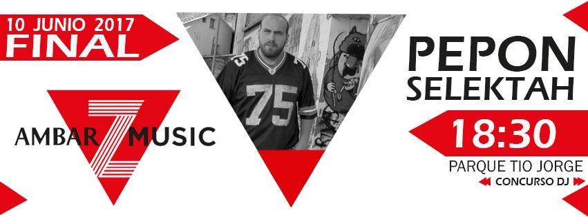 Entrevista al dj Pepón Selektah, Finalista de Ámbar Z Music