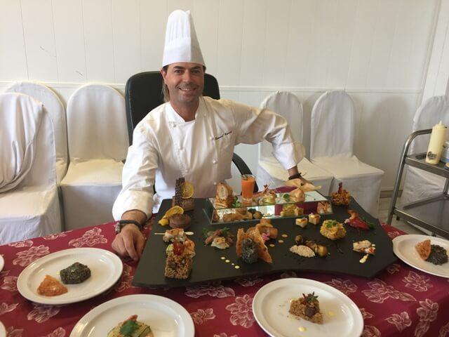 chef manuel garcia masterd