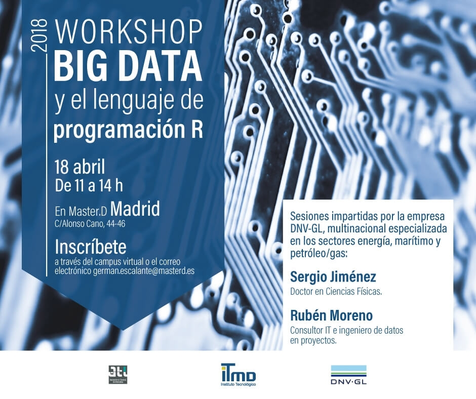Jornadas Big Data MasterD Madrid