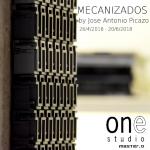 Exposición de Impresión 3D 'Mecanizados' por José Antonio Picazo