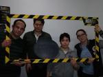 Los alumnos de Audiovisuales de MasterD Granada organizan un Escaperoom