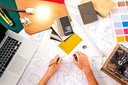 Cursos interiorismo escuela de interiorismo creadise o - Estudios de diseno de interiores ...