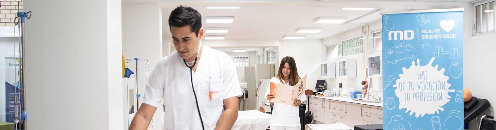Oposiciones Enfermería de Instituciones Penitenciarias