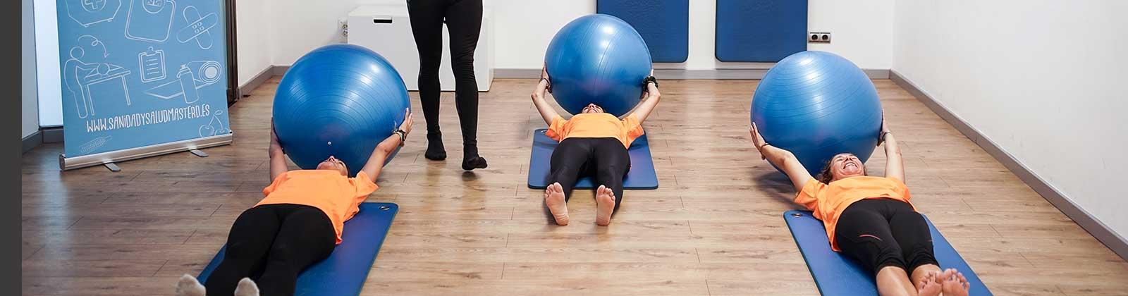 Curso Monitor Pilates
