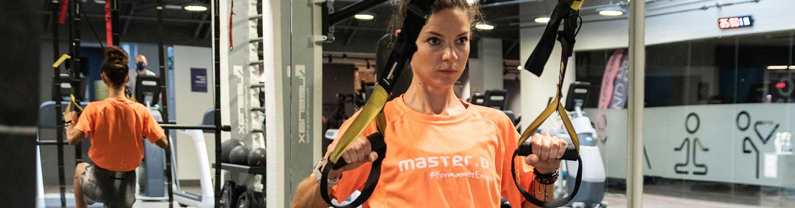 Curso Entrenador Personal y Fitness