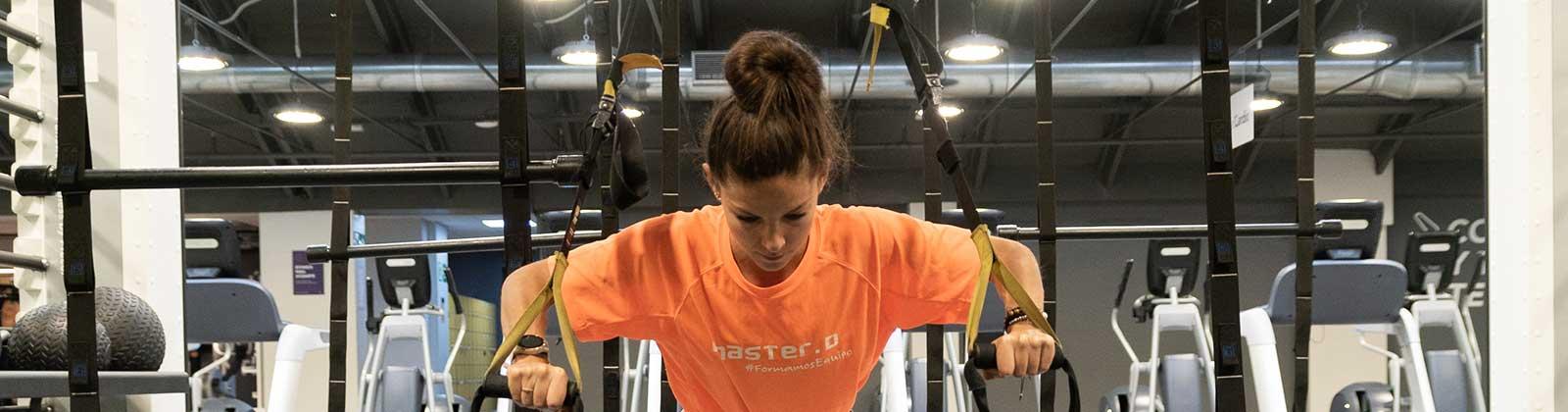 Máster Entrenamiento Personal y Fitness