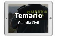Temarios Guardia Civil