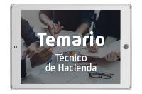 Temario Técnico de Hacienda