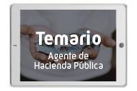 Temarios Agente de Hacienda Pública
