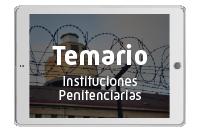 Temario Ayudante de Instituciones Penitenciarias