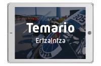 Temarios Ertzaintza