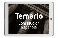 Temarios Constitución Española comentada