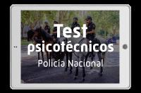 Temarios Test Psicotécnicos Policía Nacional