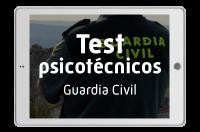 Temarios Test Psicotécnicos Guardia Civil