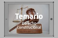 Temarios Derecho Constitucional