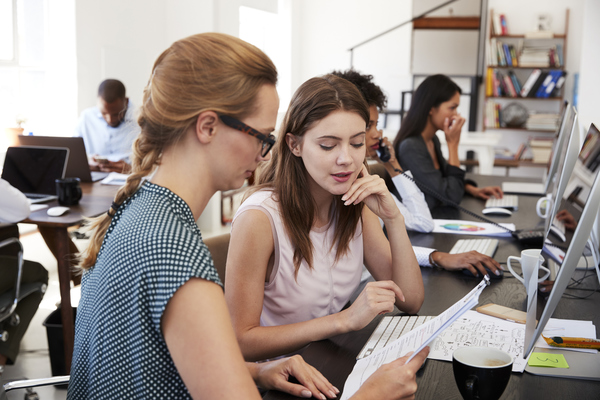 Opinião acerca do estágio de assistente administrativo e financeiro