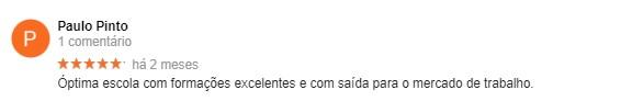 Opinião de Paulo Pires acerca da Master D Lisboa