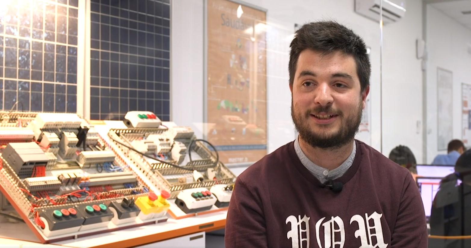 Marcos Soares, Curso de Programação de Automação Industrial