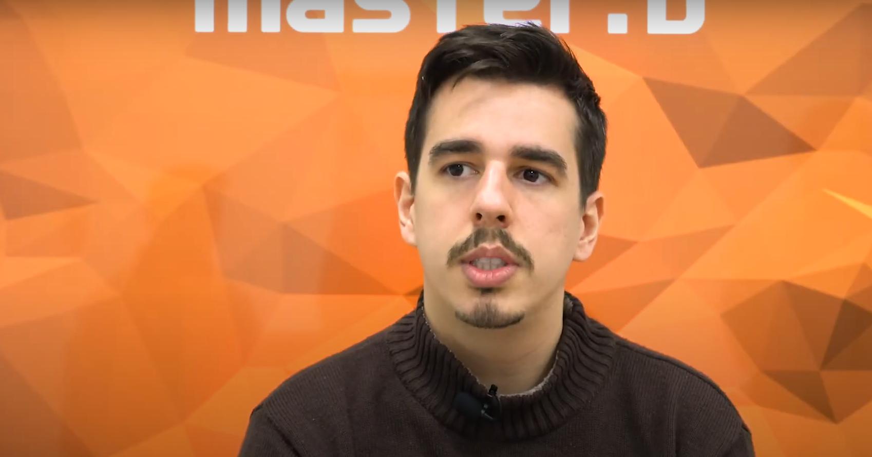 Diego Soares, Curso de Manutenção e Reparação de Desktops e Portáteis