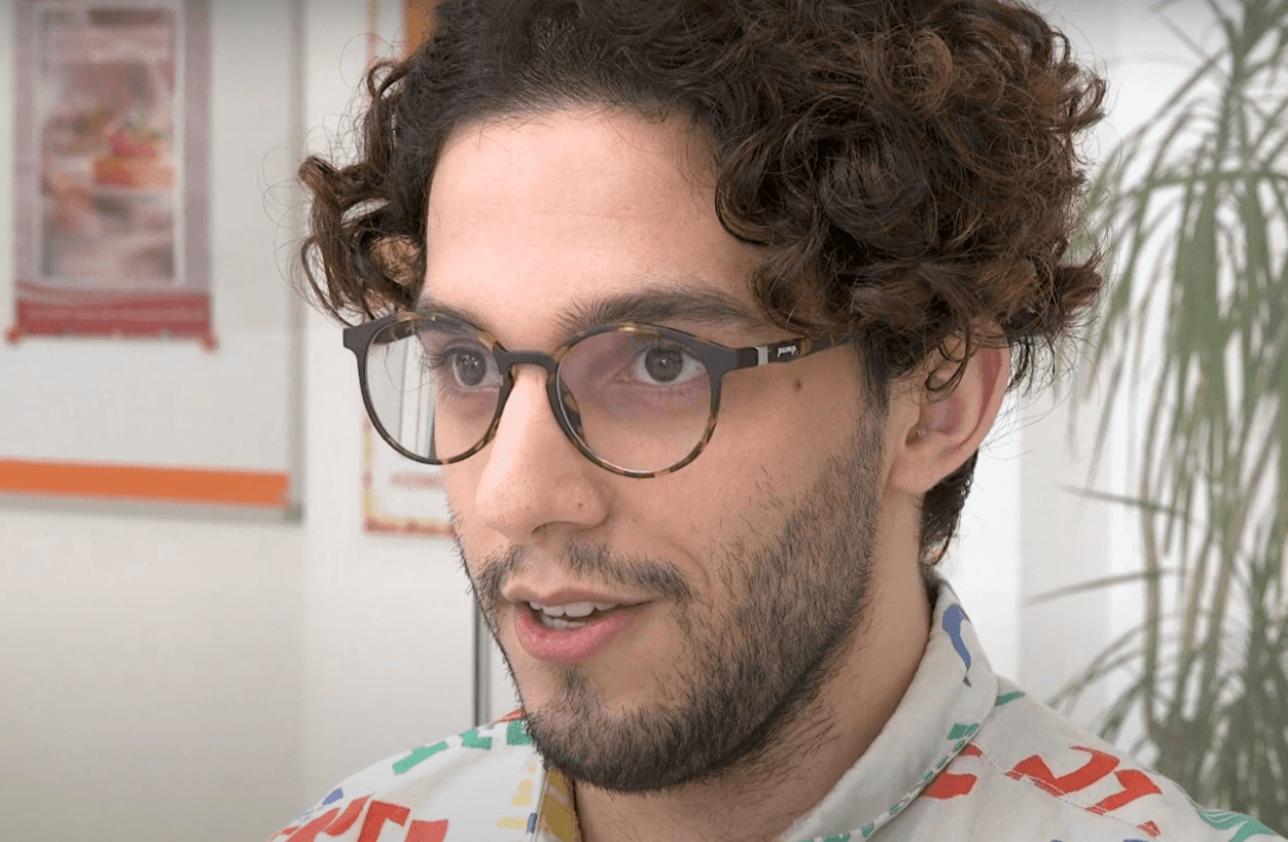 André Santo - Formado Curso de Pastelaria Master D
