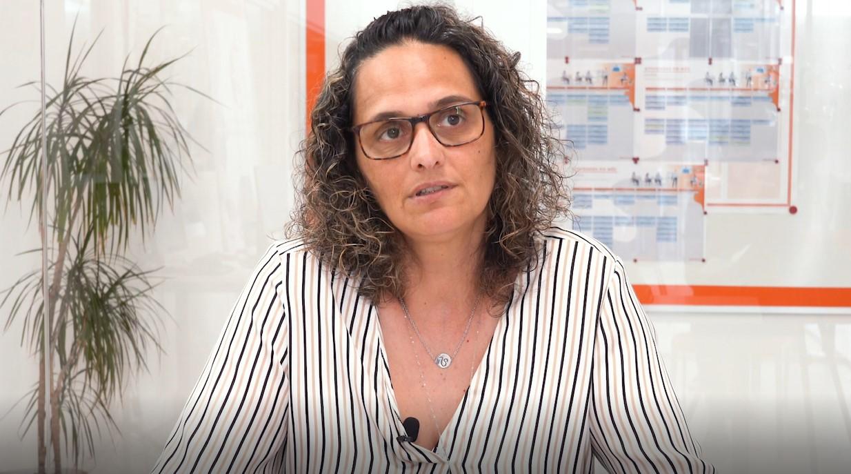 Carla Candeias - Formanda Curso de Pastelaria Master D