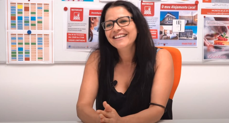 Rosa Fernandes - Assistente Dentaria