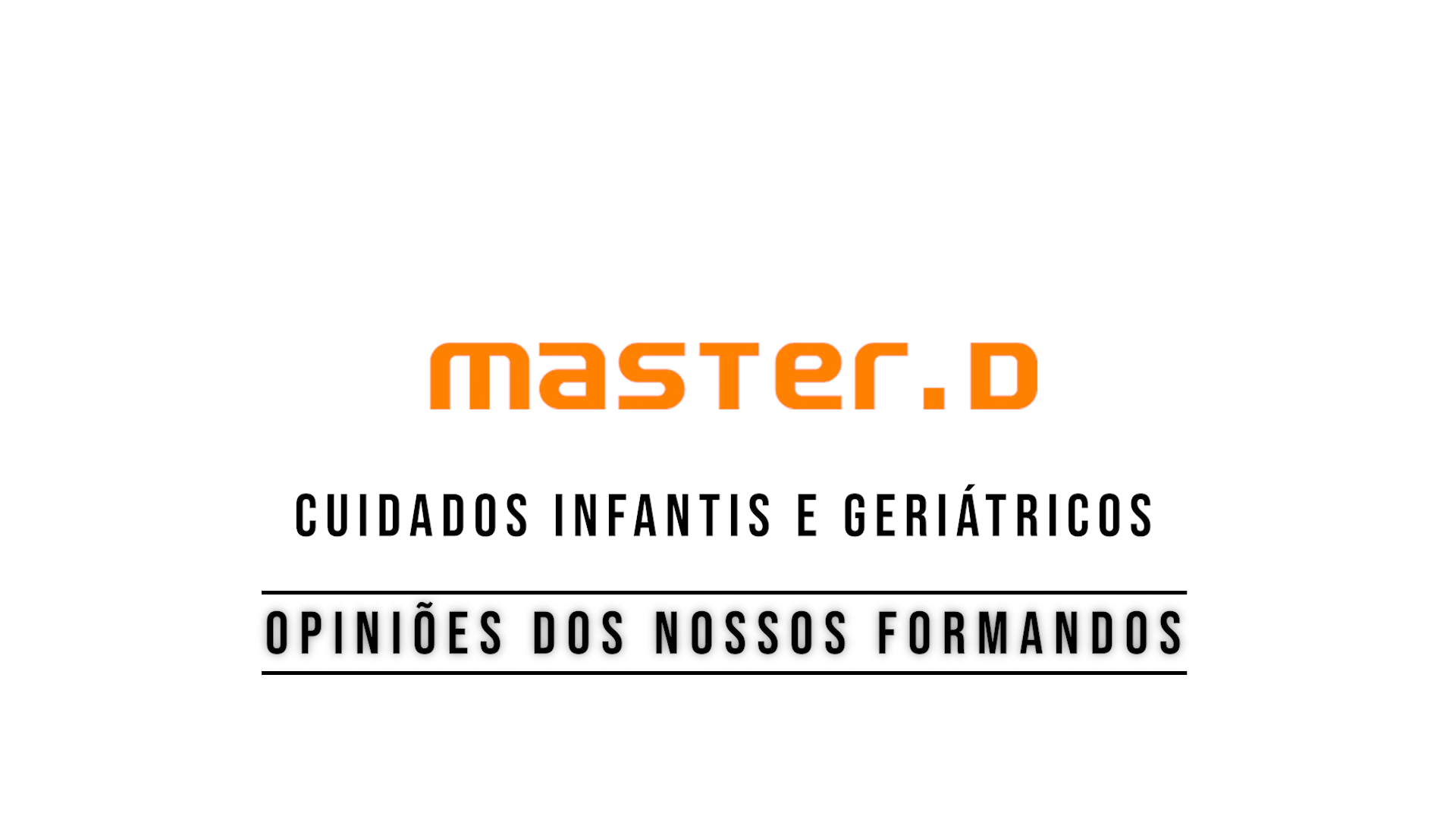 opinioes positivas - Cursos Master D