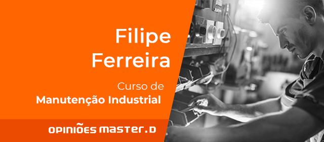 Filipe Ferreira - Curso de Manutenção Industrial